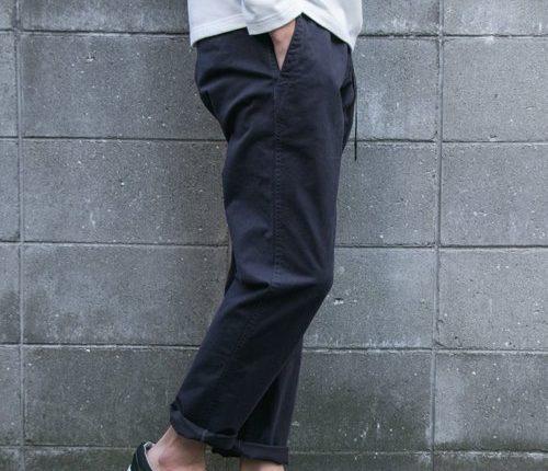 気温23度の服装。お洒落なこなれ感で着こなすメンズアウトドアファッション