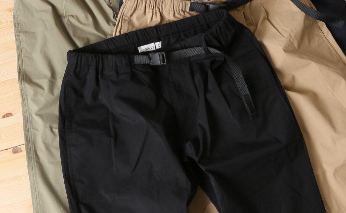 農作業におしゃれに。ONとOFF兼用クライミングパンツを穿こう【メンズ】
