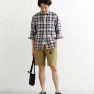 【気温27度の服装】男のラクで洒落てるアーバンアウトドアコーデ