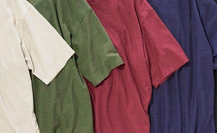 涼しい服の素材で消耗しない夏 夏に馴染むコーデの参考に